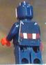 Capt america back