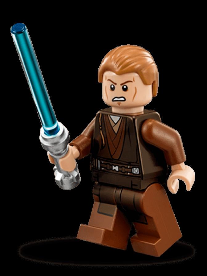 Imagen lego star wars the yoda chronicles - Lego star wars anakin ghost ...