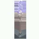 Skeleton Scepter Stand Model