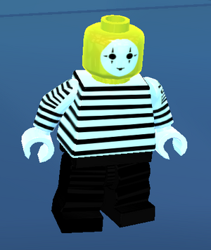 Mime in-game
