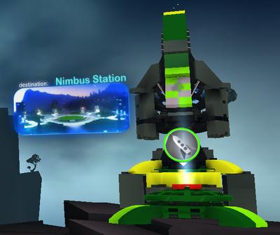 Forbidden Valley - Nimbus Station 1