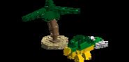 Venture League Stegosaurus
