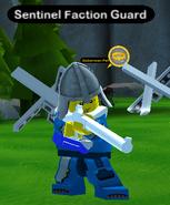 Sentinel faction gaurd 2