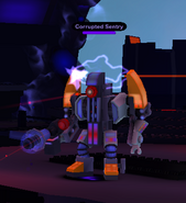 Corrupted Sentry