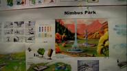 Nimbus Park art board