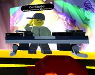 DJ Studd in-game