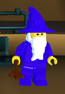 Wizard in-game