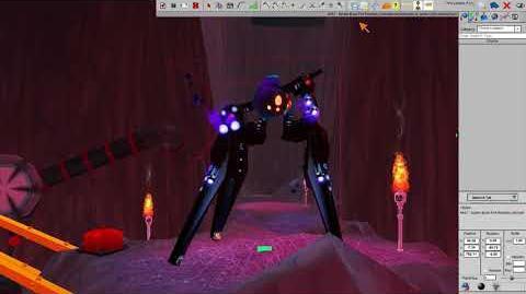 LEGO Universe - Spider Cave