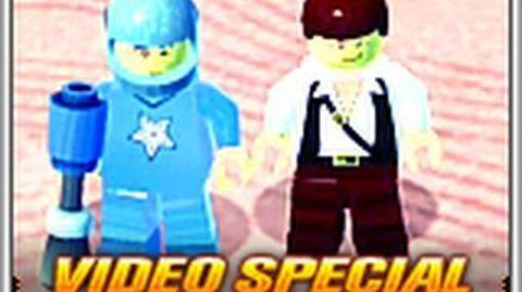 CES 2010 LEGO Universe Demo, Part 4