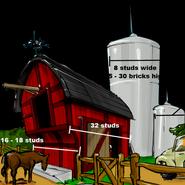 Env won yore pet-ranch-barn