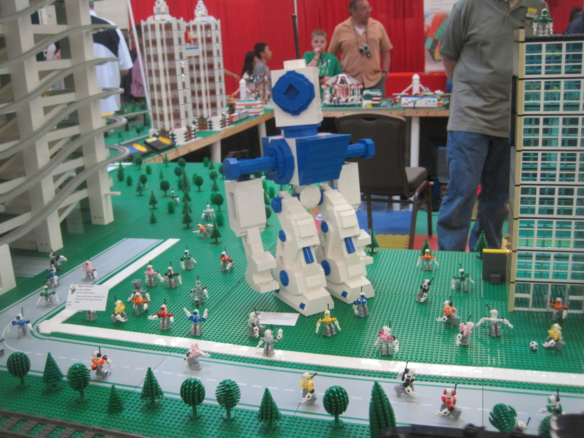 Robot City   LEGO Universe Wiki   FANDOM powered by Wikia