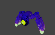 Spider 2 Invader named