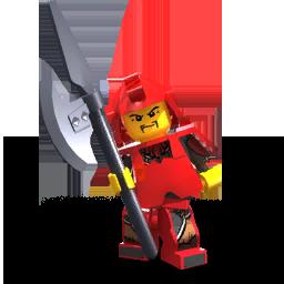 Ninjago Guard 1