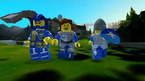 "LEGO Universe ""Sentinel"""