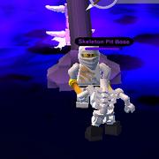 Glitched Skeleton Pit boss