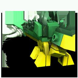 Mission stegosaurus