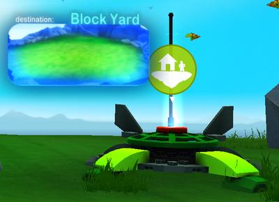 Avant Gardens - Block Yard 1