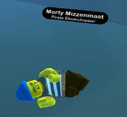 Morty Mizzenmast in Nexus Tower