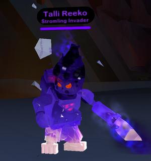 Talli Reeko