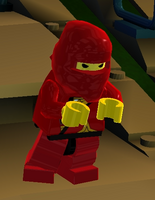 Original ninja prisoner