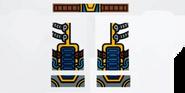 Torsos Fackit SpaceRanger1 Legs I1