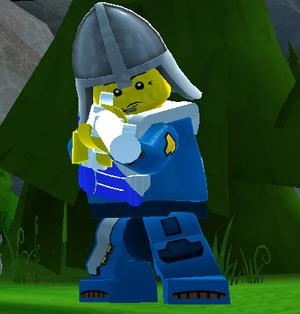 Sentinel Faction Guard