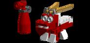 Red Dragon Pet