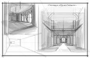 Castel interiorRoom Studies