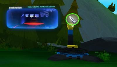Avant Gardens - Return to the Venture Explorer 3