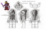Level 2 sorcerer elements copy