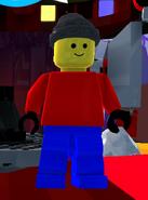 Pirate Bob brick vendor
