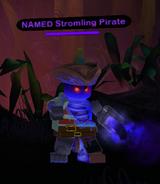 NAMED Stromling Pirate