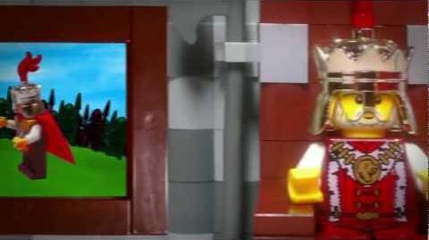 LEGO Universe Kingdoms Animatic Pitch