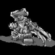 Stromling pirate concept art