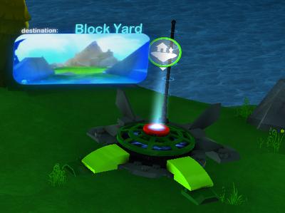 Avant Gardens - Block Yard 2