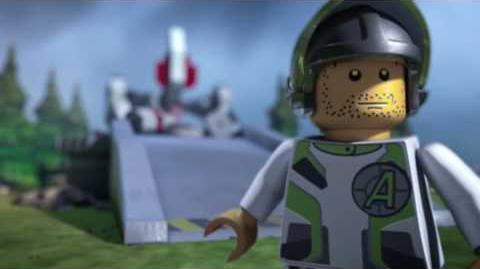 LEGO Universe Trailer
