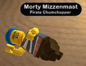 Morty mizzenmast