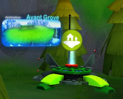 Avant Gardens - Avant Grove 1