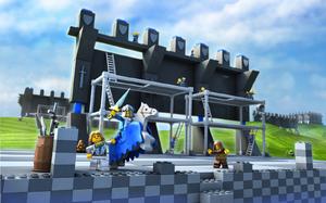 LEGO Universe Artwork - Keith Richards - 22