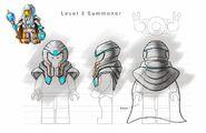 Level 3 summoner elements copy