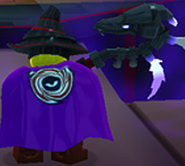 Sorcerer With Paradox Cape