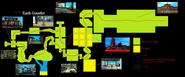 Earth Gauntlet map