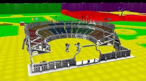 LEGO Universe - Robot City Prototypes More (Team Deerbite Maps)