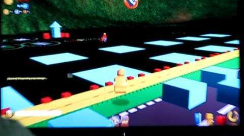 Lego Universe Racing Prototype
