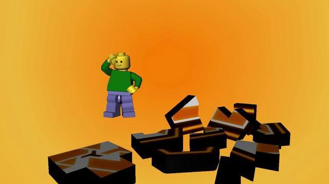 LEGO Animation Reel - Blake Parsons