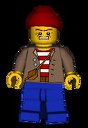 Pirate vendor 1