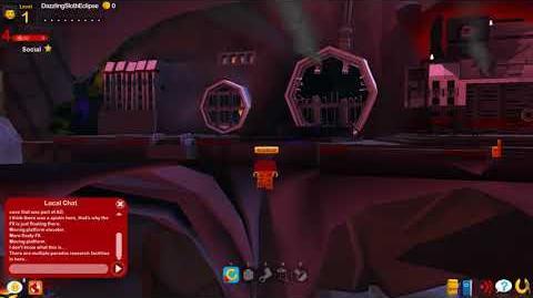 LEGO® Universe Beta Spider Cave-1