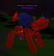 NAMED SPIDERLING 3