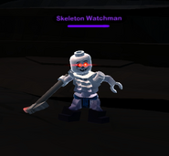 Skeleton Watchman 1
