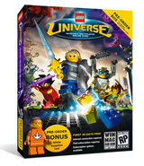Lego universe game preorder 03 box